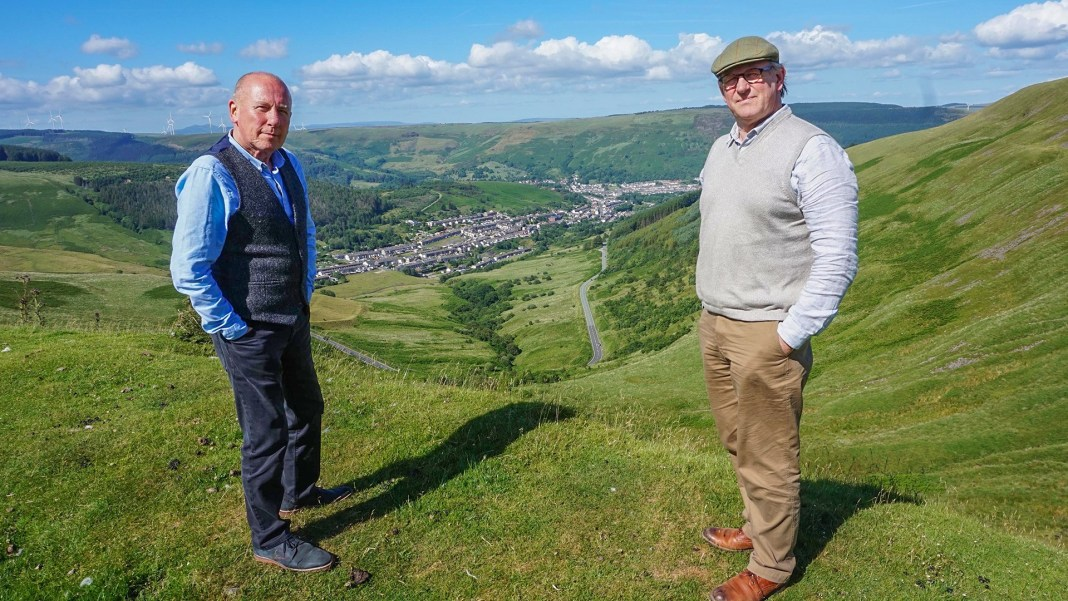 Christopher Timothy & Peter Davison - Great British Car Journeys - Channel 4
