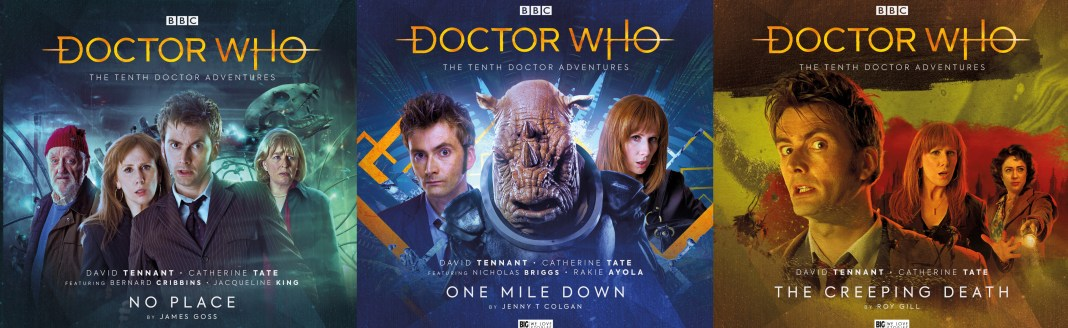 Doctor Who - Tenth Doctor - Volume 3