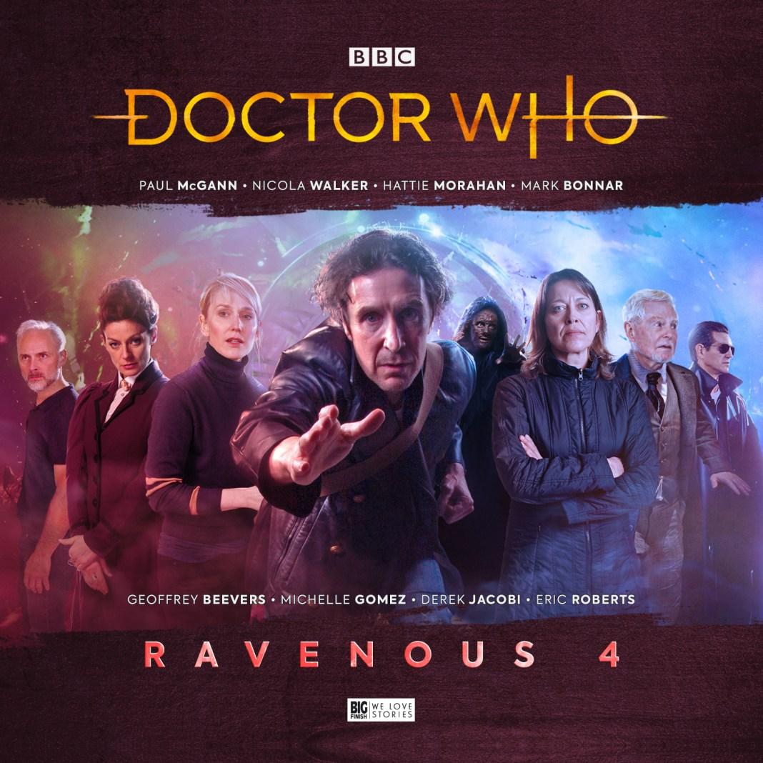 Doctor Who - Ravenous 4