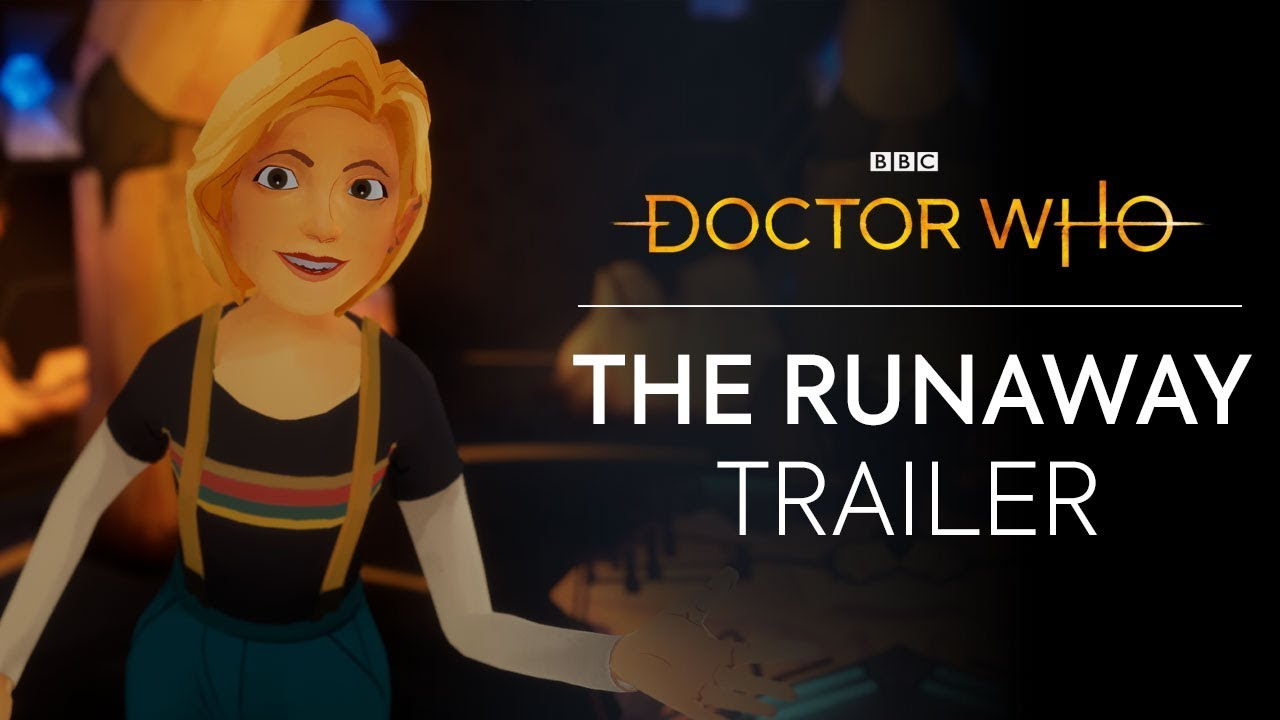Watch Doctor Who Christmas Special 2019.Watch Doctor Who The Runaway Trailer Blogtor Who