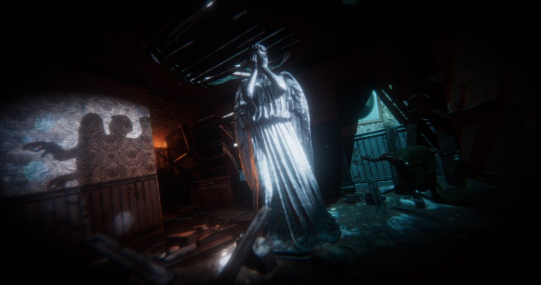 The Weeping Angels are just one of the menaces you'll have to overcome in Doctor Who: The Edge of Time (c) BBC Studios