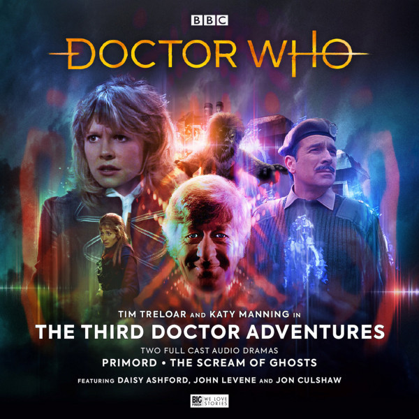 Third Doctor Adventures Vol 5
