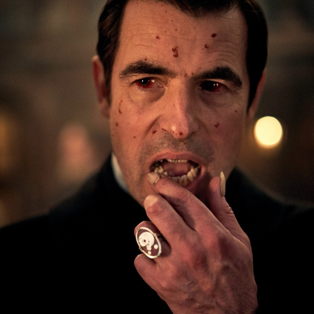 Dracula from Doctor Who's Moffat and Gatiss (c) Hartswood Films