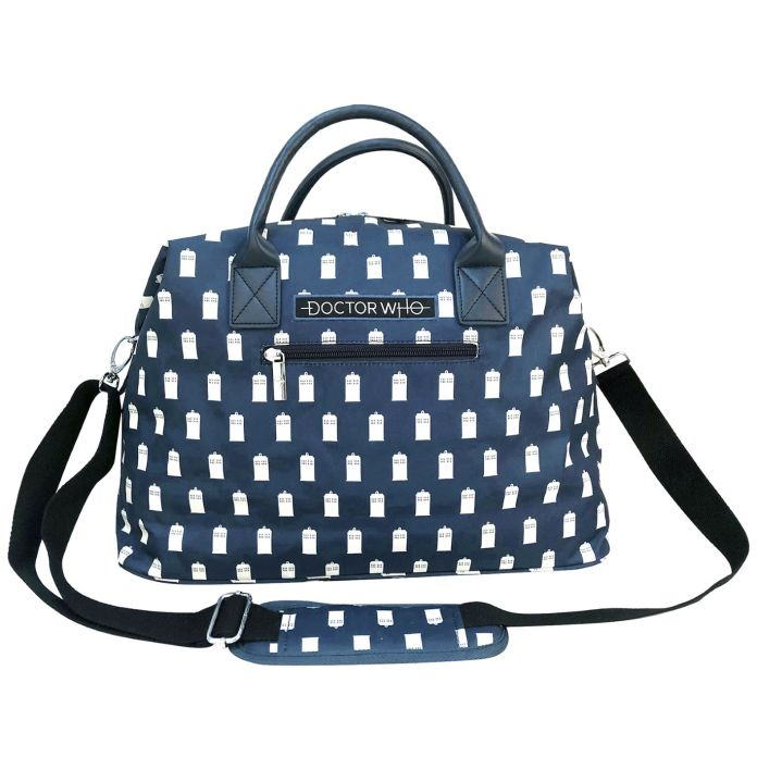 The new TARDIS Laptop Bag from Lovarzi's sister company Veroli (c) Veroli