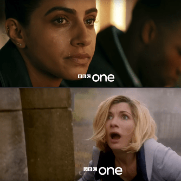 Doctor Who - Series 12 Trailer - Yaz and The Doctor