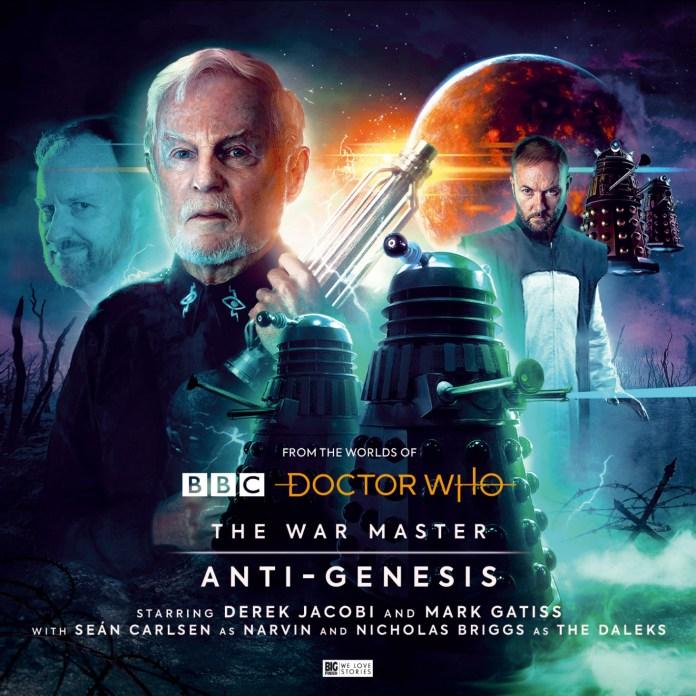 The War Master: Anti-Genesis