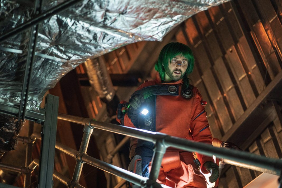 Doctor Who - Orphan 55 - S12E03 - Nevi (JAMES BUCKLEY) - (C) BBC - Photographer: Ben Blackall