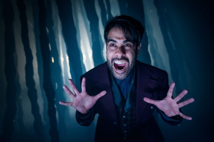Sacha Dhawan as the Master in Doctor Who: Spyfall Part Two/ Photo Credit: Ben Blackall/BBC Studios/BBC America