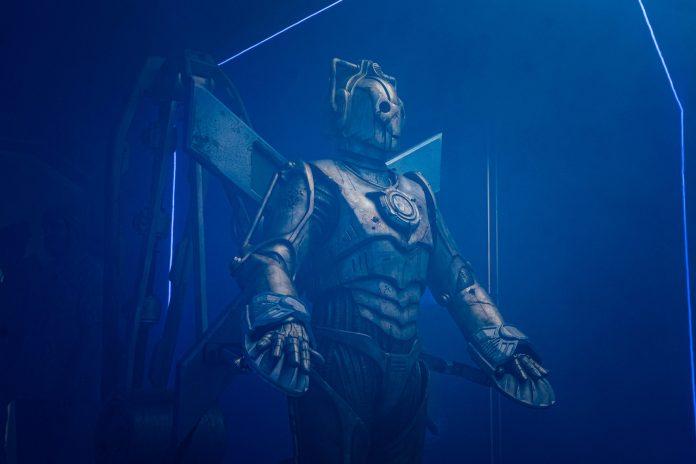 Cybermen - (C) BBC - Photographer: Ben Blackallll Series 12 Ascension of the Cybermen