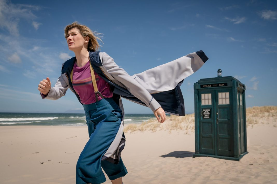 Doctor Who - S12, E06 - Praxeus - Jodie Whittaker as The Doctor - Photo Credit: Ben Blackall/BBC Studios/BBC America