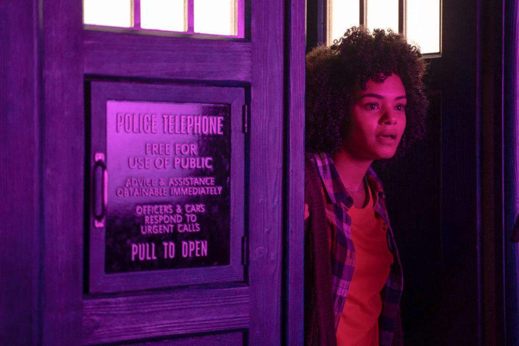 Doctor Who - S12, E06 - Praxeus - Joana Borja as Gabriela Castillo - Photo Credit: James Pardon/BBC Studios/BBC America