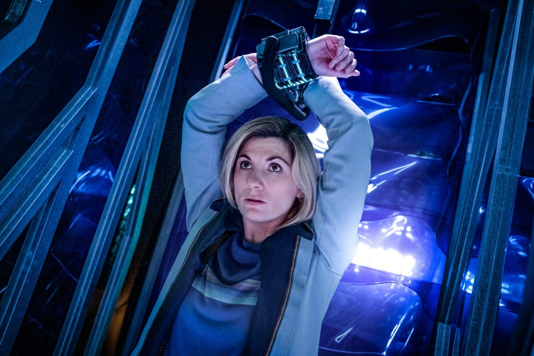 Doctor Who - Can you hear me? S12E07: The Doctor (JODIE WHITTAKER) Emma Sullivan director