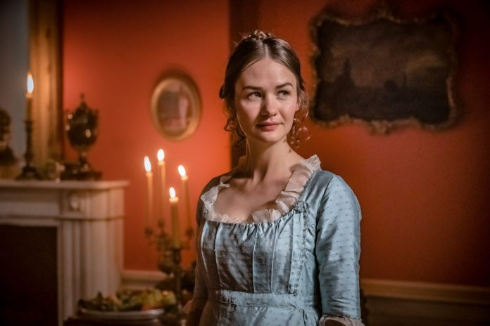 Doctor Who - S12E08- The Haunting of Villa Diodati -Lili Miller as Mary Wollstonecraft Godwin - Photo Credit: Ben Blackall/BBC Studios/BBC America