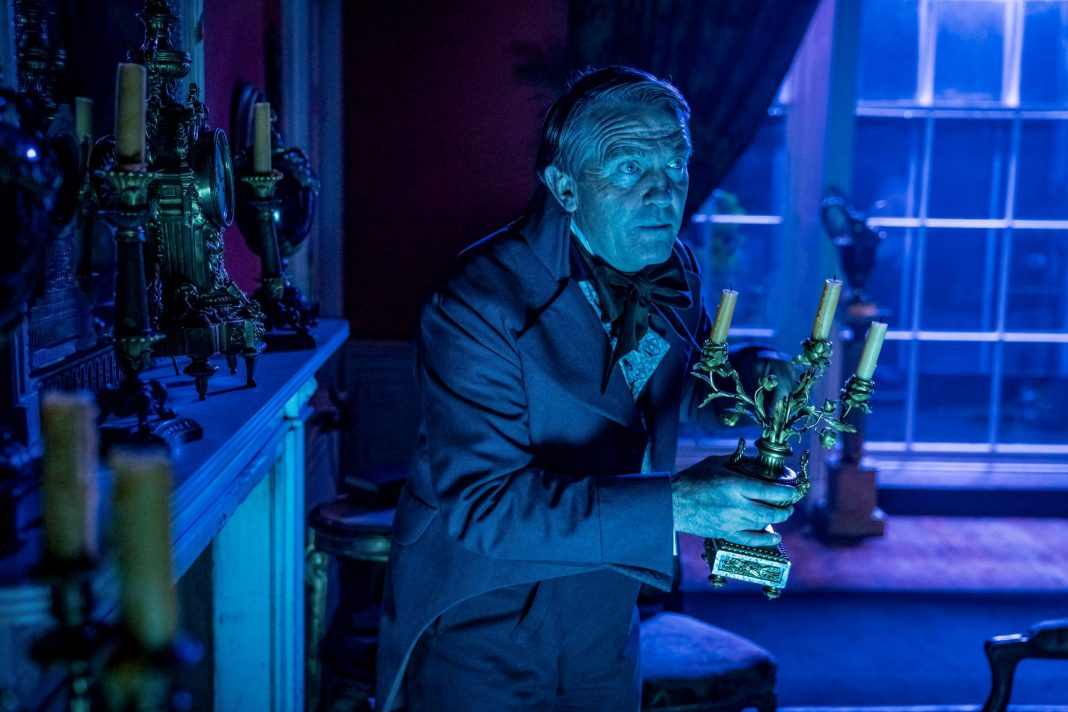 Doctor Who - S12E08- The Haunting of Villa Diodati - Bradley Walsh as Graham - Photo Credit: Ben Blackall/BBC Studios/BBC America