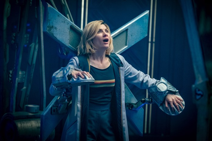Doctor Who S12E09- Ascension of the Cybermen - Jodie Whittaker as The Doctor -Photo Credit: Ben Blackall/BBC Studios/BBC America
