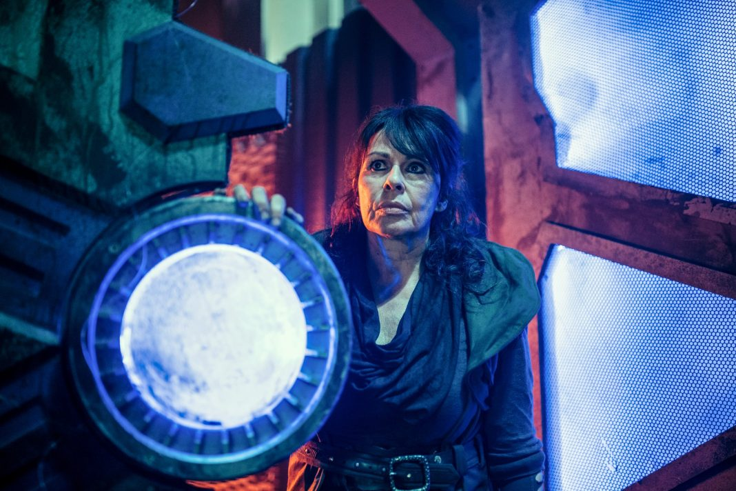 Doctor Who S12E09- Ascension of the Cybermen -Doctor Who S12E09- Ascension of the Cybermen