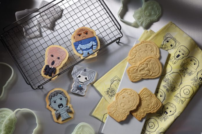 Hero Collector - Doctor Who Cookie Cutters