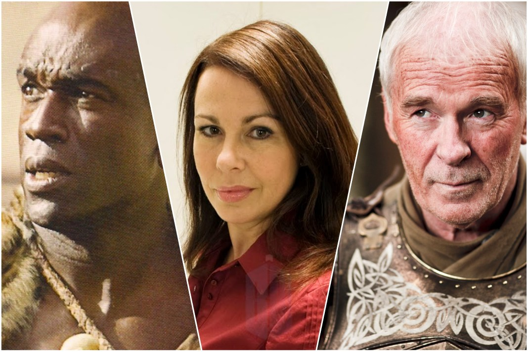 Steve Toussaint, Julie Graham and Ian McElhinney guest star in the Doctor Who Series 12 finale Ascension of the Cybermen The Timeless Children