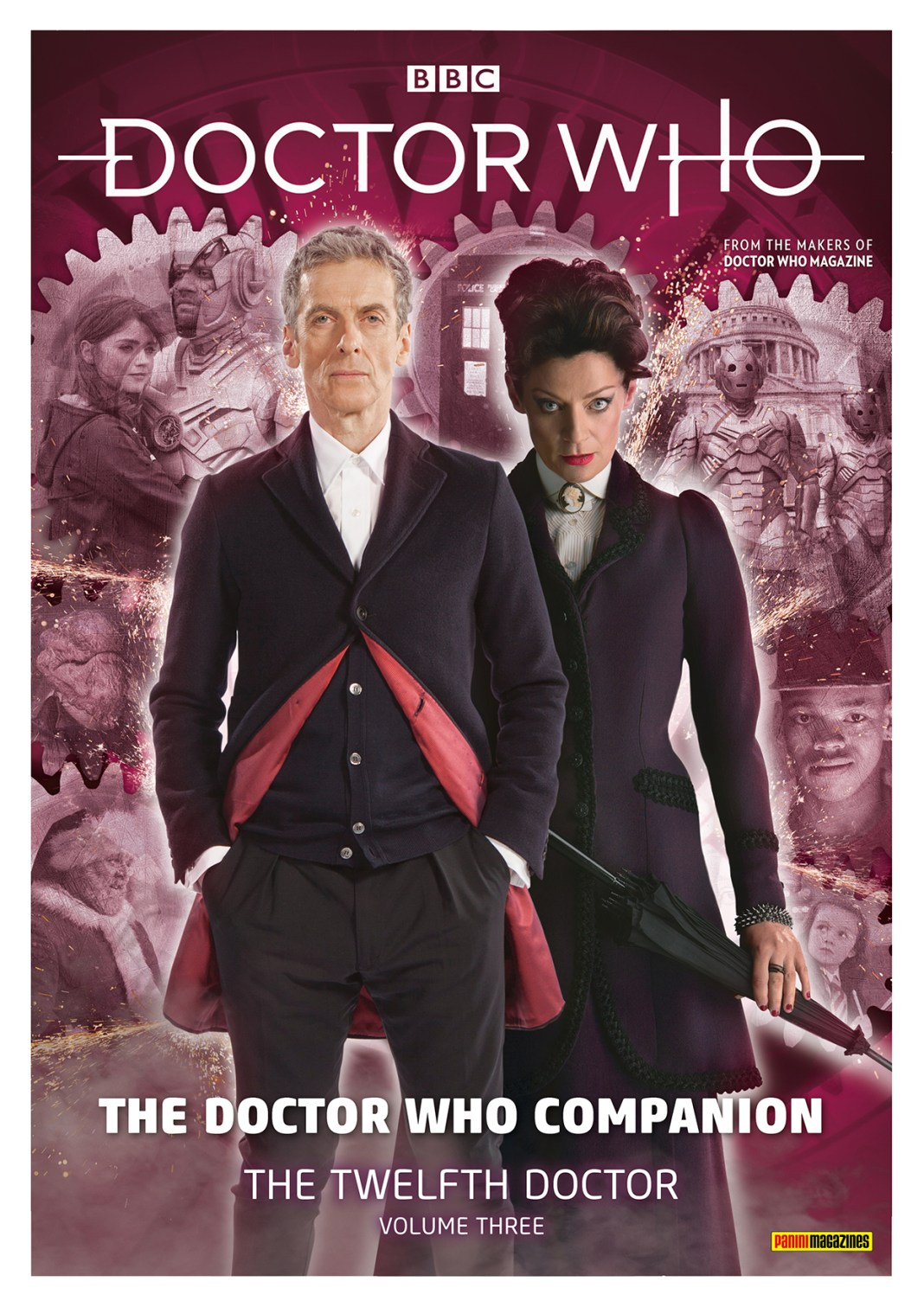 Doctor Who Magazine's The Twelfth Doctor Companion Volume 3 (c) Panini