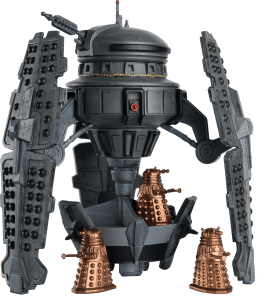 Doctor Who Figurine Collection Special - Dalek Battle Pod (c) Hero Collector