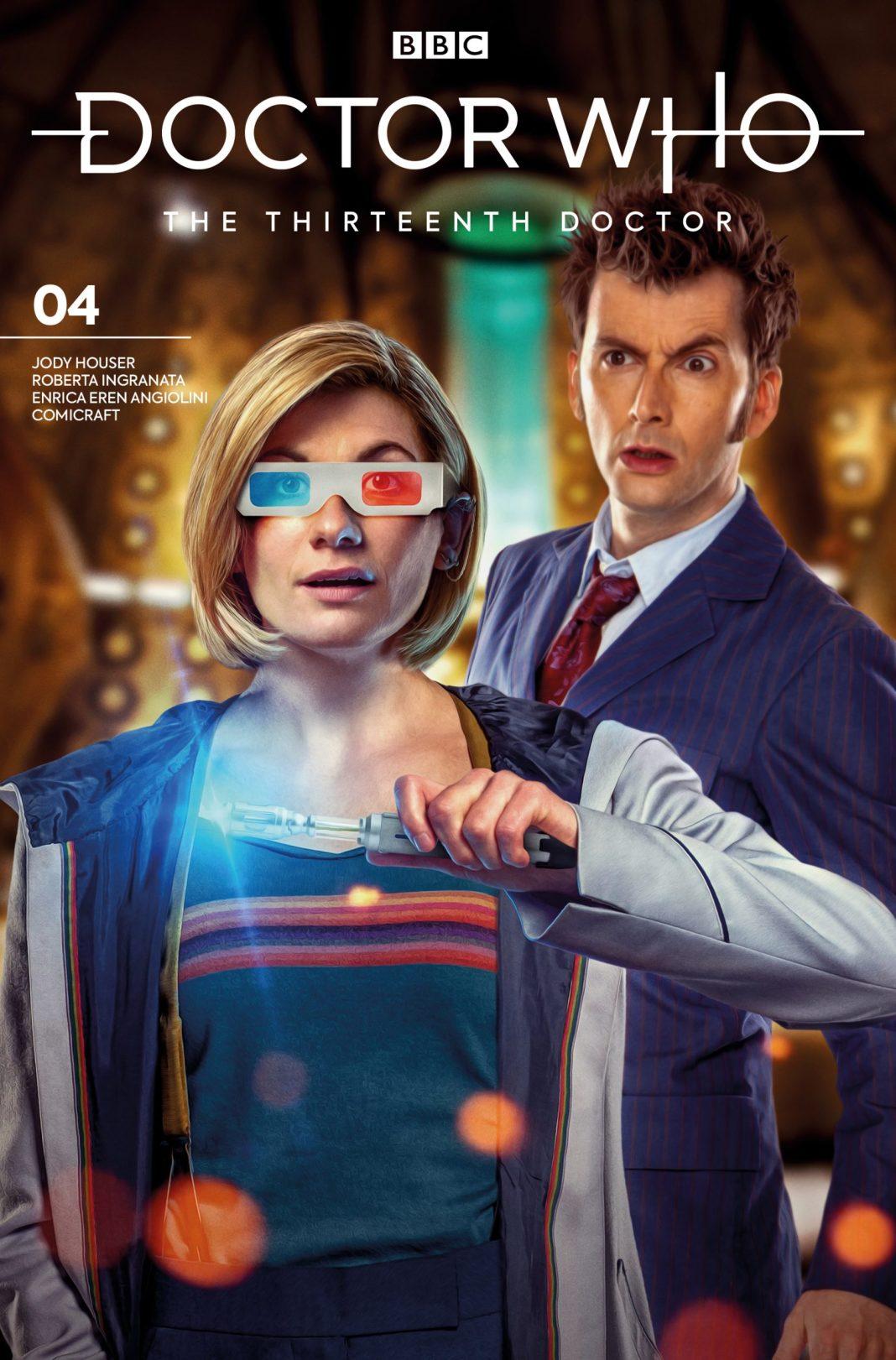 Titan Comics – Doctor Who: The Thirteenth Doctor: Season Two #4 – Cover B: Photo