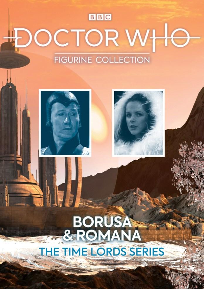 Hero Collector - Romana and Borusa Magazine
