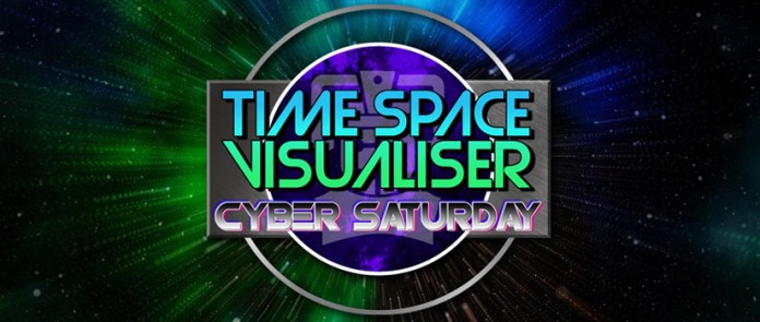 Fantom Events held Time-Space Visualizer: Cyber-Saturday (c) Fantom Events