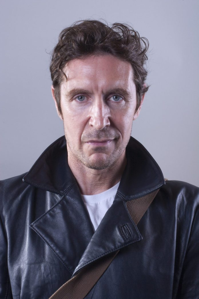 Paul McGann as The Eighth Doctor (c) Big Finish Doctor Who