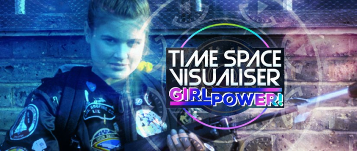 The latest Time Space Visualiser virtual convention celebrated girl power in Doctor Who (c) Fantom Films