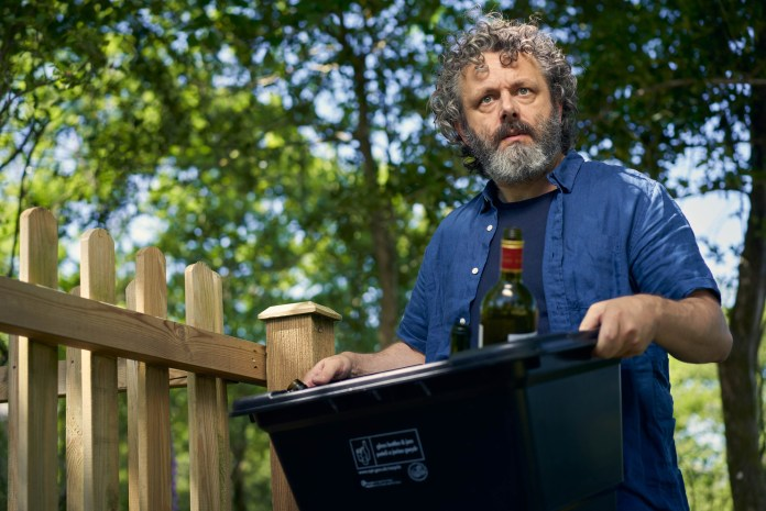 BBC One - Staged - Michael Sheen (C) GCB Films/Infinity Hill