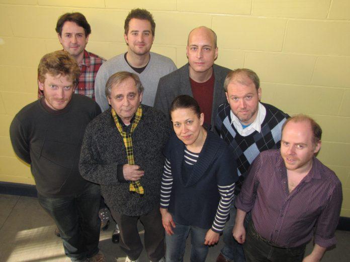 Big Finish - Doctor Who: Robophobia - Cast