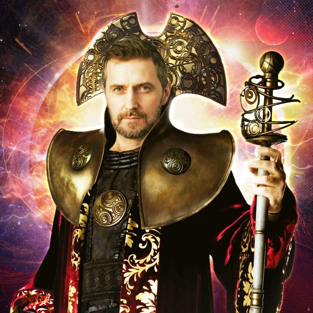 Gallifrey: Time War reveals a new Rassilon - Richard Armitage! (c) Big Finish Productions Doctor Who Time Lord
