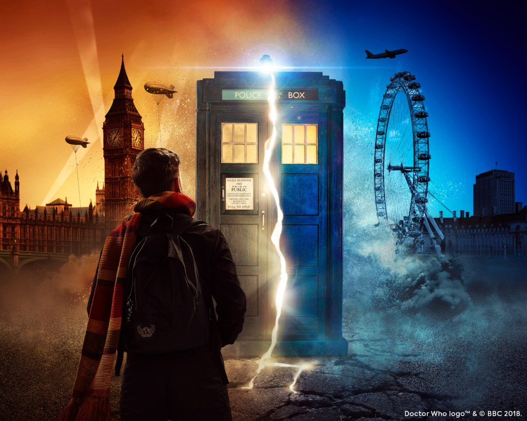 Doctor Who: Time Lord Victorious - Time Fracture is a new immersive experience placing fans at the heart of the action (c) Immersive Everywhere