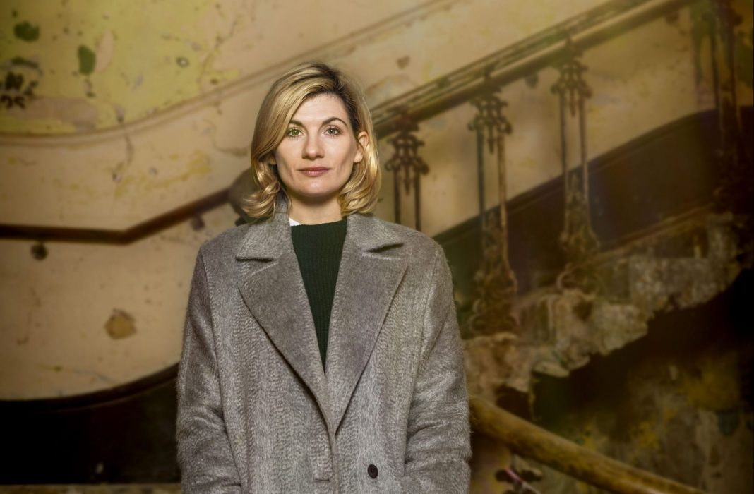 Jodie Whittaker explores her family history in Who Do You Think You Are? - (C) Wall to Wall Media Ltd - Photographer: Stephen Perry Doctor Who Thirteenth Doctor