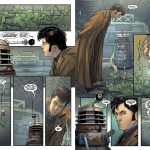 Titan Comics – Doctor Who: Time Lord Victorious – Defender of the Daleks #2 (Interior #1)