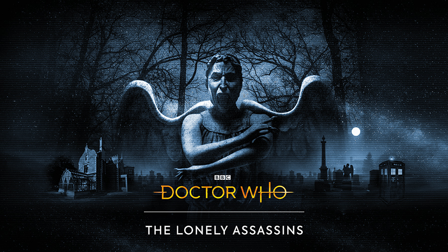 Doctor Who: The Lonely Assassins arrives on iOS and Android in Spring 2021 (c) Maze Theory Weeping Angels Blink Mobile Game