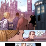 Titan Comics – Doctor Who: A Tale of Two Time Lords – Interior #2