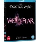 Web of Fear Bluray