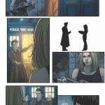 Titan Comics – Doctor Who Comic #2 – Interior Page 1