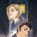 Titan Comics – Doctor Who Comic #2 – Cover A: Peach Momoko