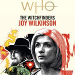BBC Books – The Witchfinders by Joy Wilkinson – Target Novelisation (Cover)