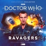 Big Finish – Doctor Who – The Ninth Doctor Adventures: Ravagers – Cover