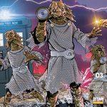 Titan Comics – Doctor Who Comic #3 – Cover B (Christopher Jones)