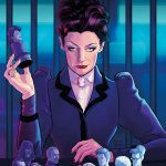 Titan Comics – Doctor Who Comic:  Missy #1 – Cover A (David Busian)