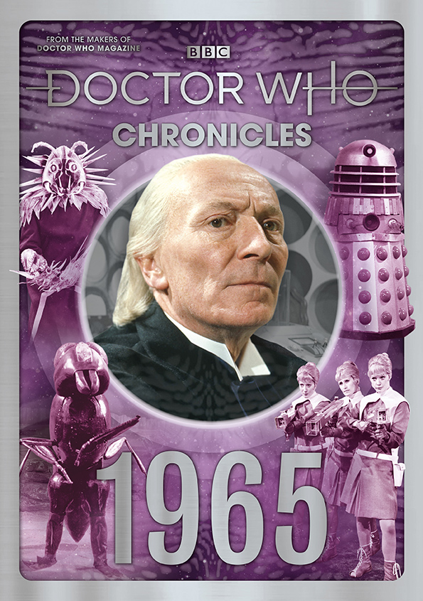 Doctor Who Chronicles: 1965 (c) Panini Doctor Who Magazine First Doctor William Hartnell
