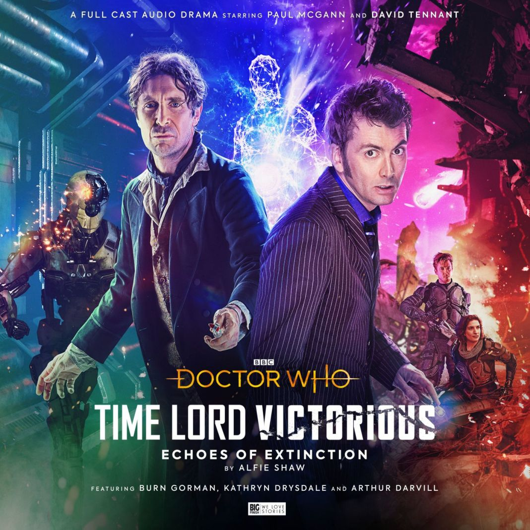 Doctor Who: Time Lord Victorious - Echoes of Extinction (c) Big Finish Productions