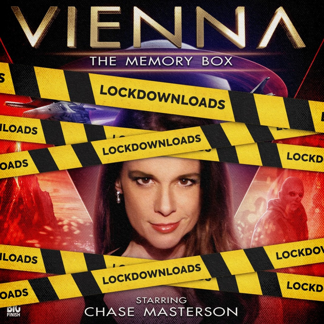 Vienna: The Memory Box is the final #lockdownload (c) Big Finish Productions Doctor Who Chase Masterson