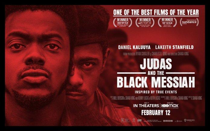 Judas and the Black Messiah Daniel Kaluuya