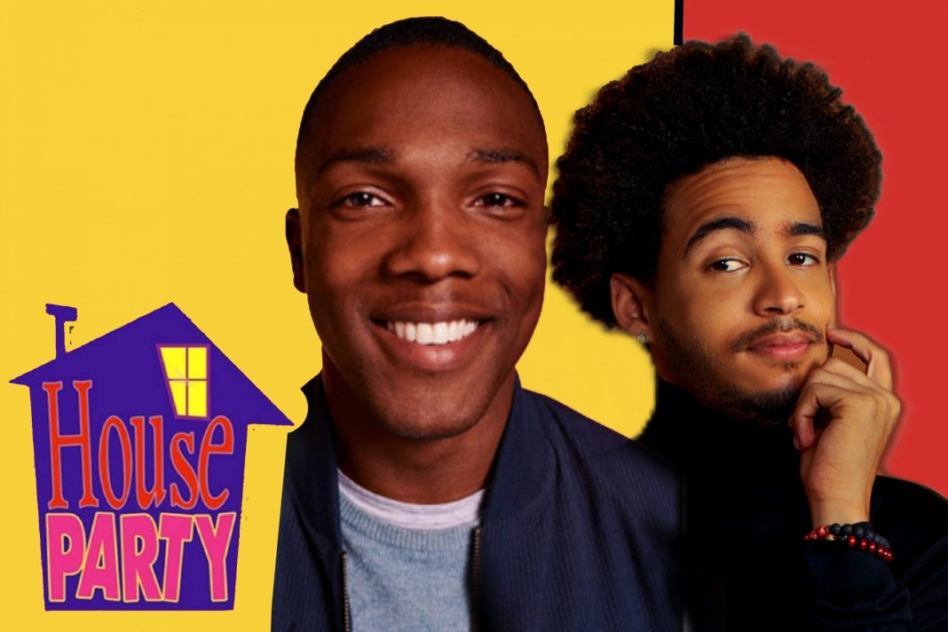 Tosin Cole has joined the House Party remake in one of the roles made famous by Kid'N'Play