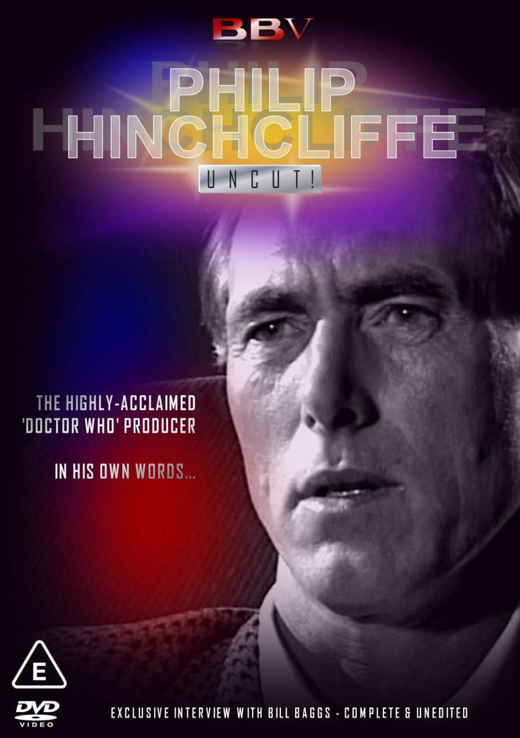 Philip Hinchcliffe: Uncut. (c) BBV Productions